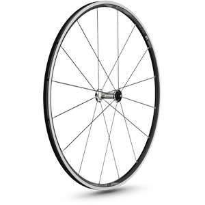 RR 20 DICUT wheel, aluminium clincher 21 mm, front