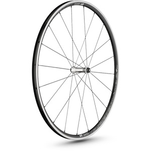 R 23 SPLINE wheel, aluminium clincher 23 mm, front
