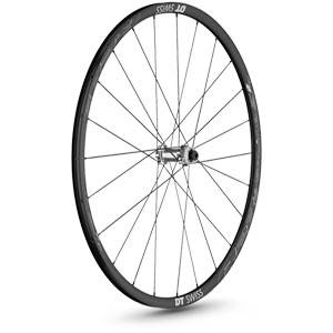 R 23 SPLINE disc brake wheel, aluminium clincher 23 mm, front
