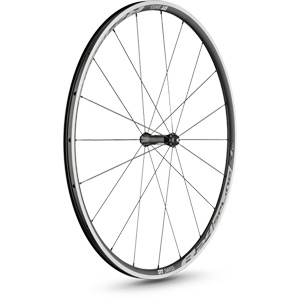 R 24 SPLINE wheel, aluminium clincher 23 mm, front