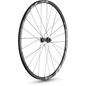 R 24 SPLINE disc brake wheel, aluminium clincher 23 mm, front