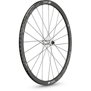 R 32 SPLINE disc brake wheel, aluminium clincher 32 mm, front