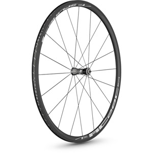 RC 28 SPLINE wheel, full carbon clincher 28 mm, front