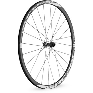 RC 28 SPLINE disc brake wheel, full carbon clincher 28 mm, front