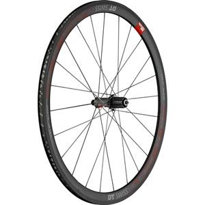 Mon Chasseral wheel, full carbon clincher 38 mm, SINC bearings, rear
