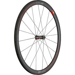 Mon Chasseral wheel, full carbon tubular 38 mm, SINC bearings, front