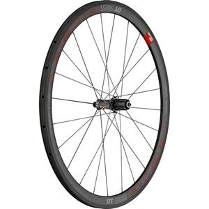 Mon Chasseral wheel, full carbon tubular 38 mm, SINC bearings, rear