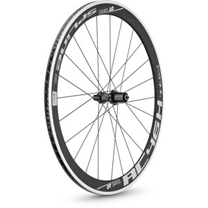 RC 46 SPLINE wheel, hybrid carbon/aluminium clincher 46 mm, rear