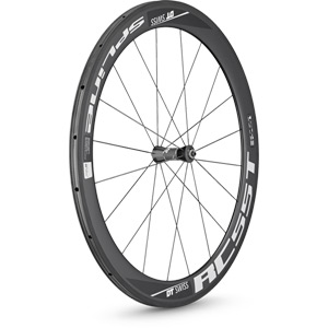 RC 55 SPLINE wheel, full carbon tubular 55 mm, front