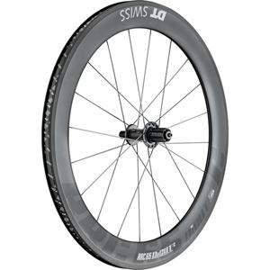 RRC 65 DICUT wheel, full carbon clincher 65 mm, SINC bearings, rear