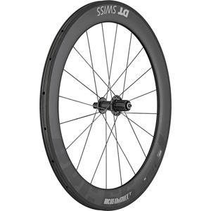 RRC 65 DICUT wheel, full carbon tubular 65 mm, SINC bearings, rear