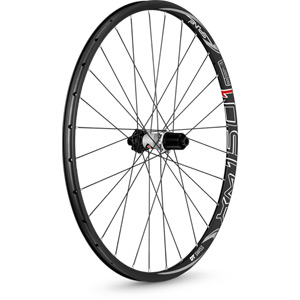 XM 1501 wheel, 22.5 mm rim, 12 x 142 mm axle, 26 inch rear Shimano