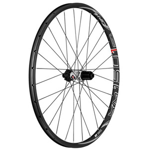 XM 1501 wheel, 22.5 mm rim, 12 x 142 mm axle, 26 inch rear Sram XD