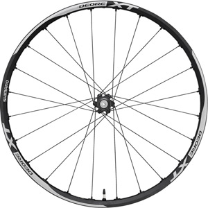 WH-M785 XT XC wheel, Q/R 100 mm axle, 26in clincher, front