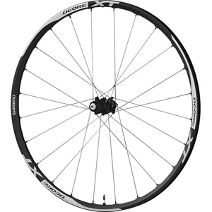 WH-M785 XT XC wheel, Q/R 135 mm axle, 29er clincher, rear