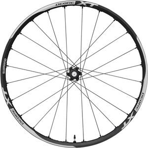 WH-M785 XT XC wheel, Q/R 135 mm axle, 27.5in (650B) clincher, rear