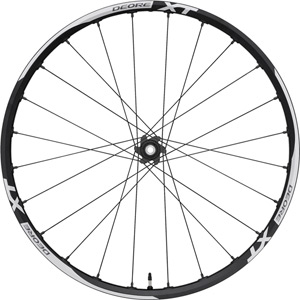 WH-M788 XT Trail wheel, 15 mm front, 12 x 142 mm rear, 26in clincher, pair