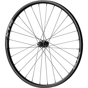 WH-M9000-TU XC wheel, Q/R 135 mm axle, 29er carbon tubular, rear