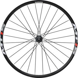 WH-MT15 XC wheel, Q/R 100 mm axle, 29er clincher, black, front