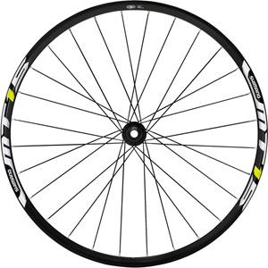 WH-MT15 XC wheel, 15 x 100 mm axle, 29er clincher, black, front