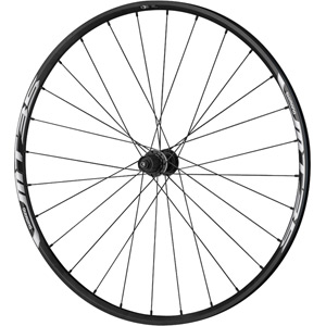 WH-MT35 XC wheel, 15mm front, Q/R 135mm rear, 29er clincher, black, pair