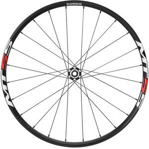 WH-MT55 XC wheel, 15 x 100 mm axle, 29er clincher, black, front