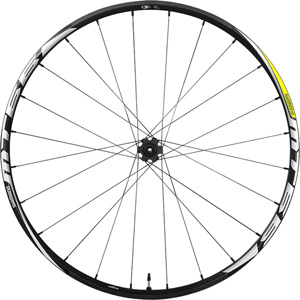 WH-MT66 XC wheel, Q/R 100 mm axle, 26in clincher, front