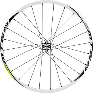 WH-MT68 Trail wheel, 15 X 100 mm axle, 26in clincher, front
