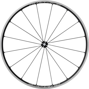 WH-R9100-C24-CL Dura-Ace wheel, Carbon laminate clincher 21 mm, front Q/R