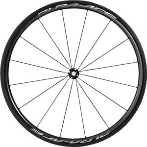 WH-R9100-C40-TU Dura-Ace wheel, Carbon tubular 40 mm, front Q/R