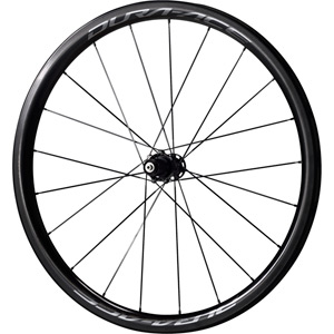 WH-R9100-C40-TU Dura-Ace wheel, Carbon tubular 40 mm, rear Q/R