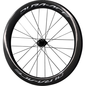 WH-R9100-C60-TU Dura-Ace wheel, Carbon tubular 60 mm, rear Q/R