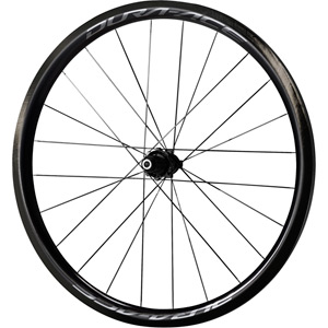 WH-R9170-C40-TL Dura-Ace disc wheel, Carbon clincher 40 mm, rear 12x142 mm