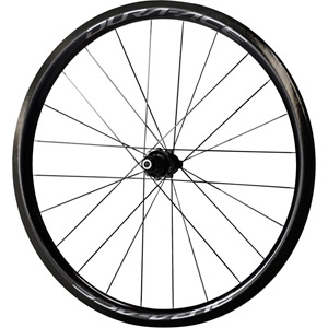 WH-R9170-C40-TU Dura-Ace disc wheel, Carbon tubular 40 mm, rear 12 x 142 mm