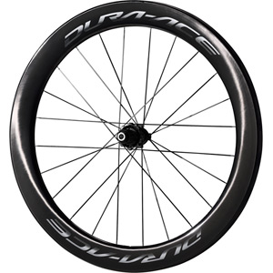 WH-R9170-C60-TU Dura-Ace disc wheel, Carbon tubular 60 mm, rear 12x142 mm