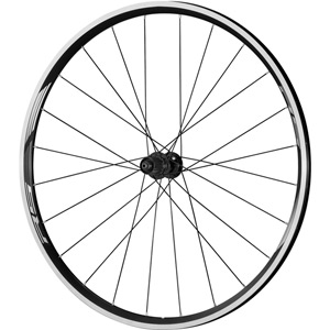 WH-RS010 wheel, clincher 24 mm, 11-speed, black, rear