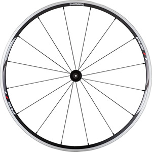 WH-RS11 wheel, clincher 24 mm, black, front