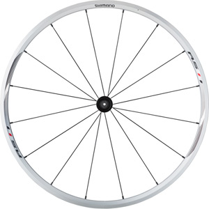 WH-RS11 wheel, clincher 24 mm, silver, front