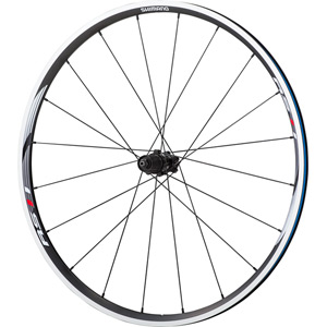 WH-RS11 wheel, clincher 24 mm, 11-speed, black, rear