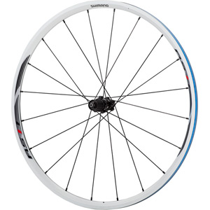 WH-RS11 wheel, clincher 24 mm, 11-speed, silver, rear