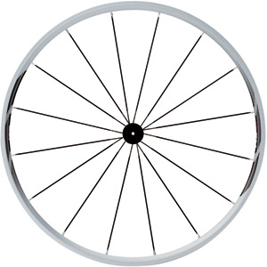 WH-RS21 wheel, clincher 24 mm, silver, front