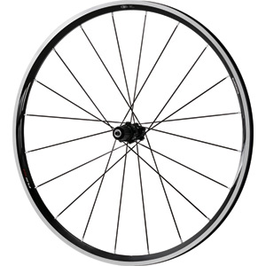 WH-RS21 wheel, clincher 24 mm, 11-speed, black, rear