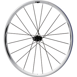 WH-RS21 wheel, clincher 24 mm, 11-speed, silver, rear