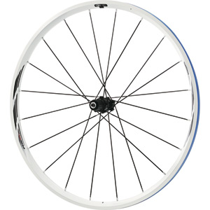 WH-RS21 wheel, clincher 24 mm, 11-speed, white, rear