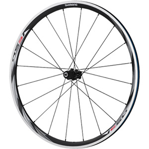 WH-RS31 wheel, clincher 30 mm, 11-speed, black, rear