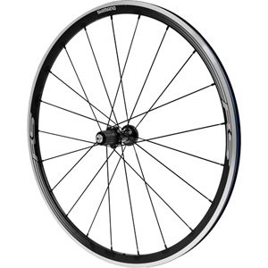 WH-RS330 wheel, clincher 30 mm, 11-speed, black, rear