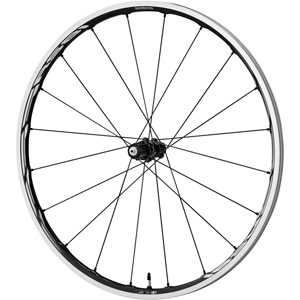 WH-RS81-C24-TL wheel, Tubeless ready clincher 24 mm, 11-speed, rear