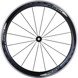 WH-RS81-C50-CL wheel, carbon clincher 50 mm, front