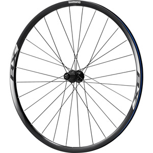 WH-RX010 disc road wheel, clincher 24 mm, 11-speed, black, rear