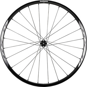 WH-RX31 disc road wheel, clincher 24 mm, black, front